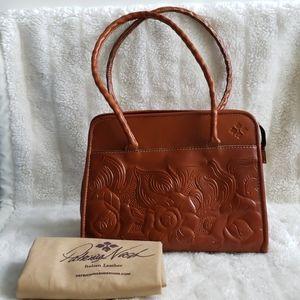 Patricia Nash  Paris large satchel